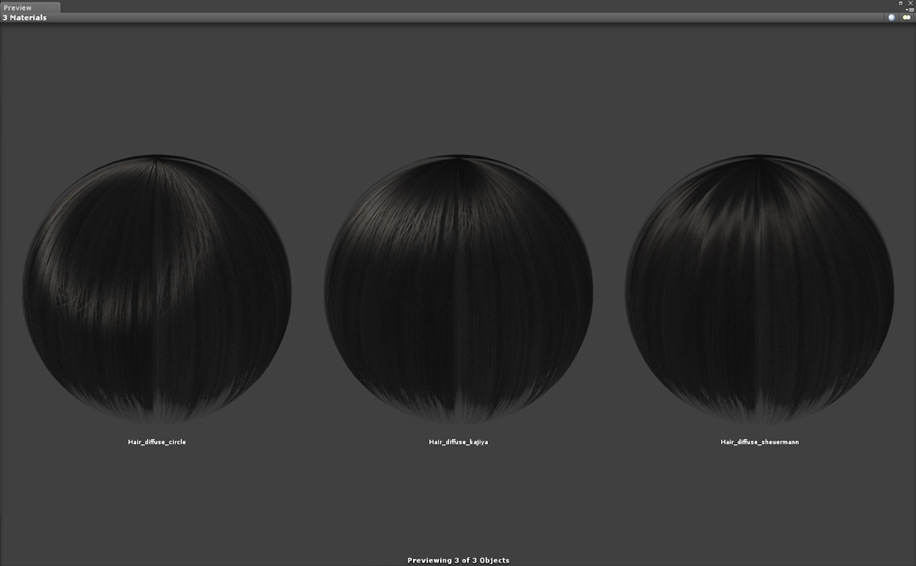 eriks advanced hair shaders package info page